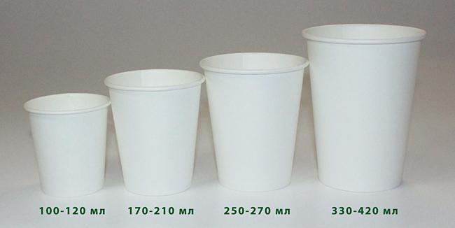 Пластиковые и бумажные контейнеры для мороженого и
